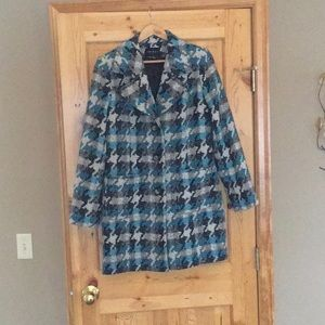 NWOT Adorable Plaid Jacket from Tribal